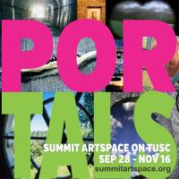 PORTALS Photo Show Artist Panel Discussion