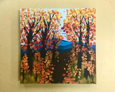 Northwest Adult Art: Paint It and Take It