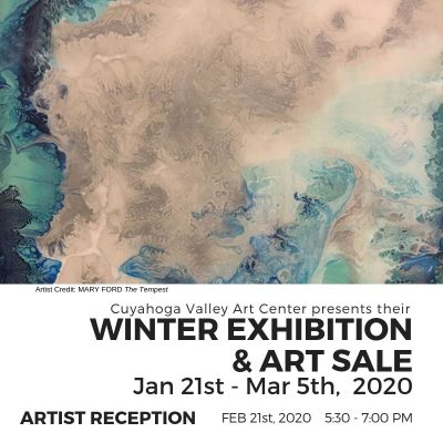 CALL TO ARTISTS: CVAC WINTER EXHIBITION