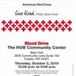Red Cross Community Blood Drive at The HUB Communi...
