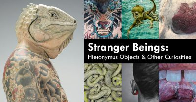 """Stranger Beings"" Exhibition and Reception"