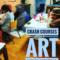 Crash Courses: Art Fundamentals!