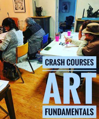 Crash Courses: Art Fundamentals!