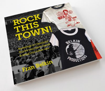 Rock This Town! Book Signing & Author Reception