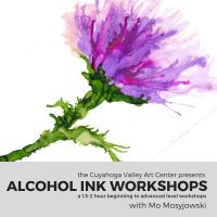 Alcohol Ink Workshops