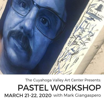 PASTEL WORKSHOP with Mark Giangaspero