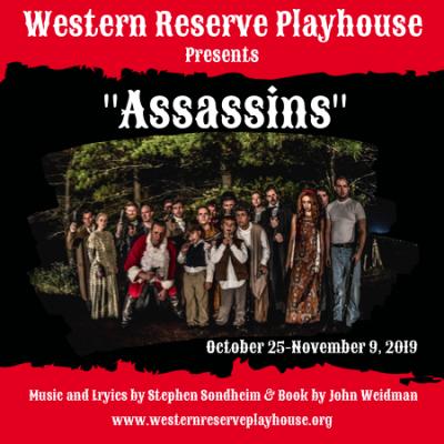 """Stephen Sondheim's """"Assassins"""""""