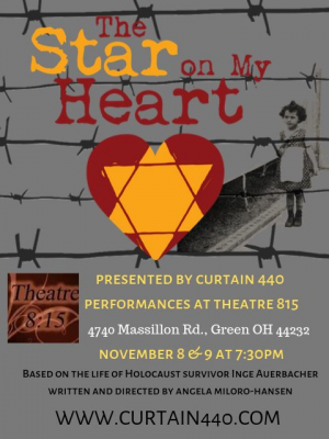 """""""The Star on My Heart"""" at Theatre 8:15"""
