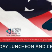 Veterans Day Luncheon and Celebration