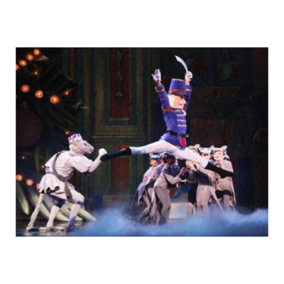 Nutcracker presented Ballet Theatre of Ohio