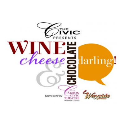 Wine, Cheese and Chocolate, Darling!