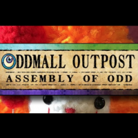 Amigurumi at Oddmall Outpost