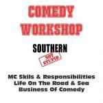 Comedy Workshop with Mark Evans