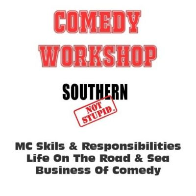 Comedy Workshop with Mark Evans