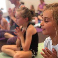 Kids' Yoga with Lisa Longo