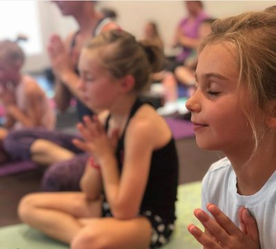 Kids' Yoga with Lisa Longo