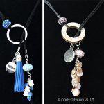 Lariat Necklace Jewelry Making - Create and Paint ...