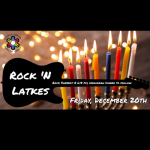 Rock N' Latkes