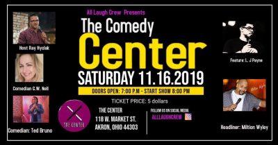 The Comedy Center