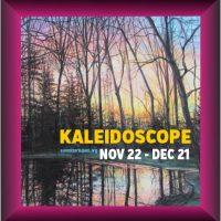 Kaleidoscope Holiday Juried Art Show presented by AVA, Nov. 22-Dec. 21