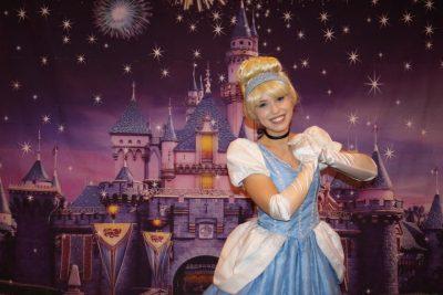 Cinderella's Masquerade Ball