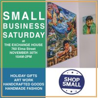 Small Business Saturday in North Hill
