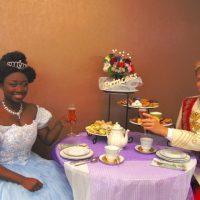 High Tea with Cinderella