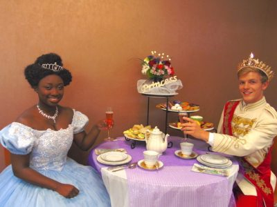 High Tea with Cinderella [SOLD OUT]