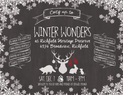 Cozy Up to Winter Wonders