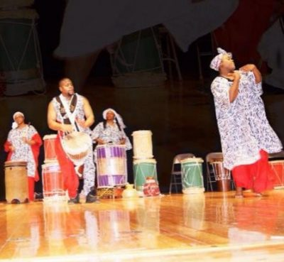 Omo Iroko Drum and Dance Society