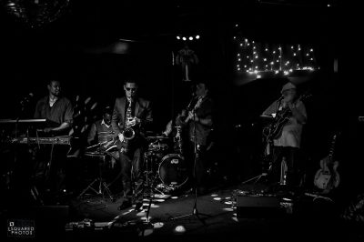 Matthew Alec & The Soul Electric at Jilly's Mu...