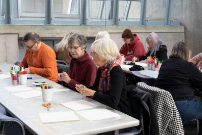 Meet Me at the Museum: A New Series for Older Adults