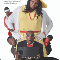 """Inlet Dance Theatre Presents Dominic Moore-Dunson's """"The 'Black Card' Project"""""""
