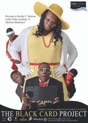 "Inlet Dance Theatre Presents Dominic Moore-Dunson's ""The 'Black Card' Project"""