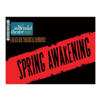 Spring Awakening presented by Millennial Theatre Project-A Blackbox Theatrical Experience