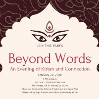 Beyond Words: An Evening of Kirtan and Connection