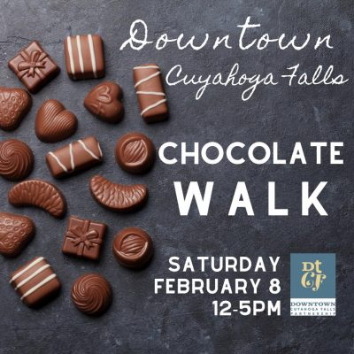 Chocolate Walk in Downtown Cuyahoga Falls