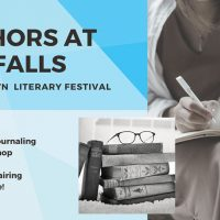 Authors at the Falls: A Downtown Literary Festival