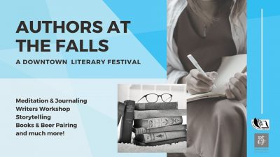 Authors at the Falls: A Downtown Literary Festival...