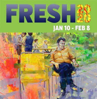 FRESH 2020 Art Exhibition at Summit Artspace on East Market