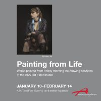 Akron Society of Artists presents Painting from Life, Jan. 10-Feb.14