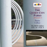 BOX Gallery has Susie Lilley photos of Queen City parks