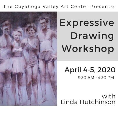 Expressive Drawing Workshop with Linda Hutchinson
