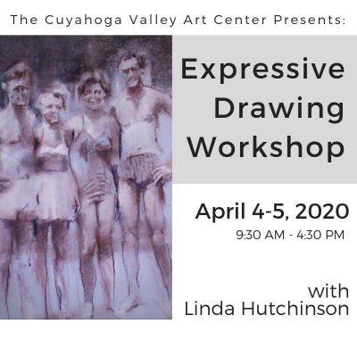 Expressive Drawing Workshop with Linda Hutchinson (Canceled/Postponed)