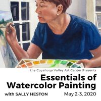 Essentials of Watercolor Painting with Sally Heston