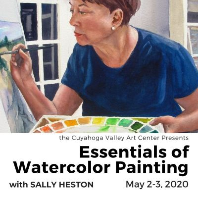 Essentials of Watercolor Painting with Sally Hesto...