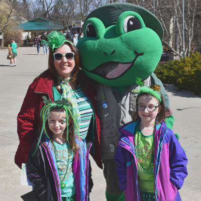 St. Patrick's Day @ The Akron Zoo
