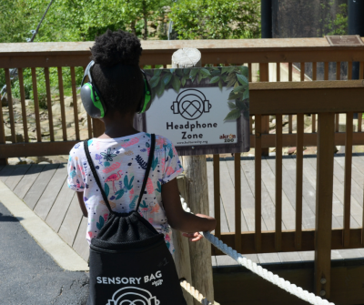 Cancelled - Zoothing Boo at the Akron Zoo
