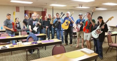 Cleveland/Akron Complete Guitar Repair & Set-U...