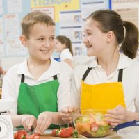 Kids Can Cook: A Culinary Show and Tell